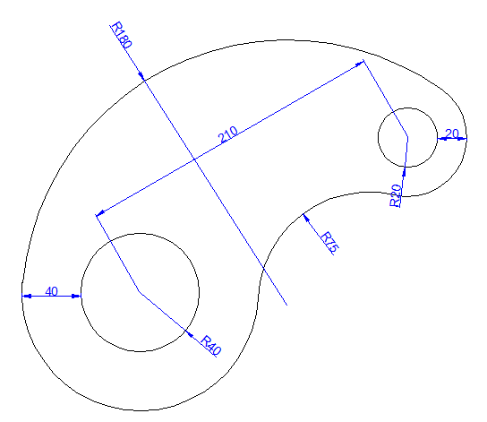 Guest Post: Draw a circle with radius tangent to two objects ...