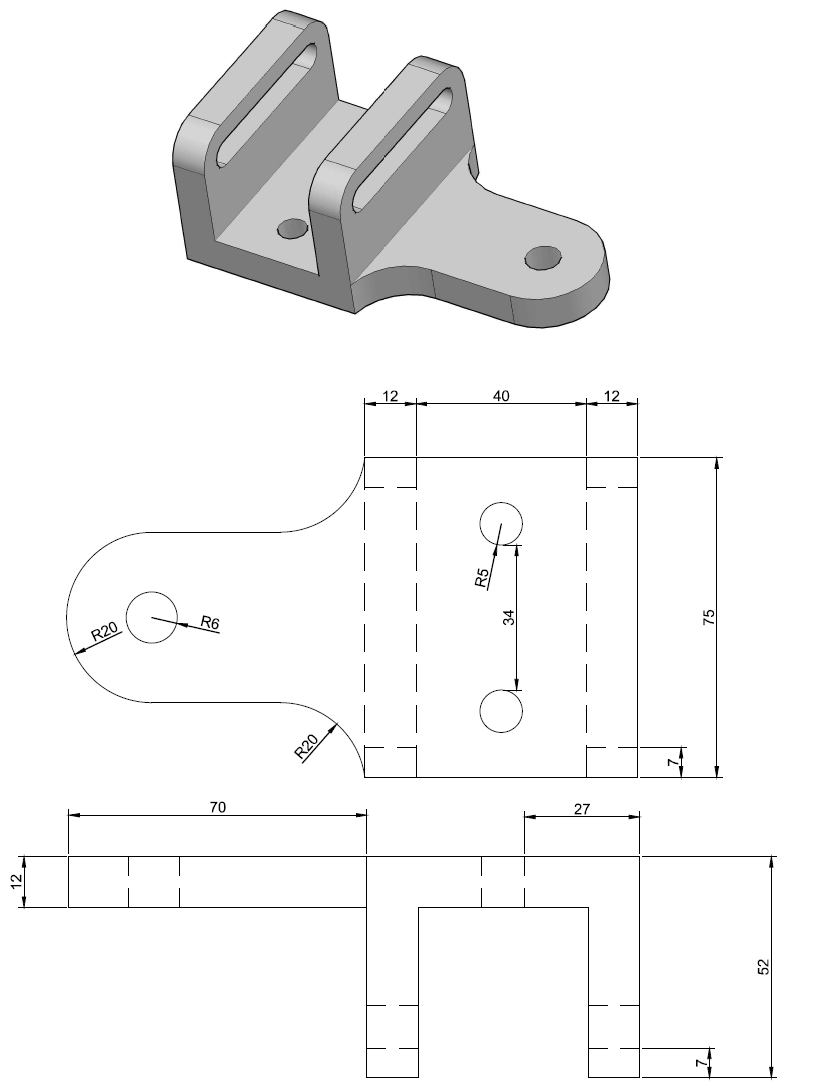 CAD Challenge - FreeCAD Forum