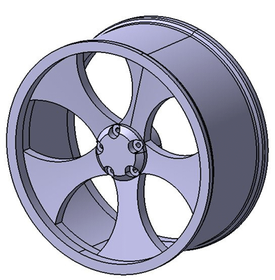 Modeling-an-Alloy-Wheel-in-CATIA