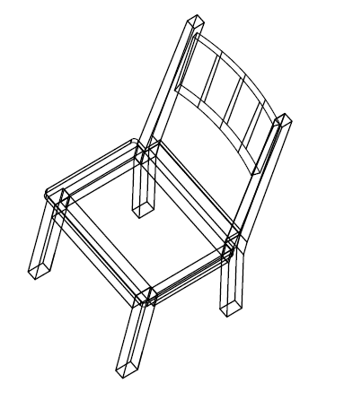 design-a-chair-in-AutoCAD