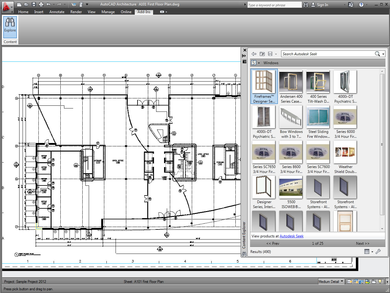 free architecture software | 12cad
