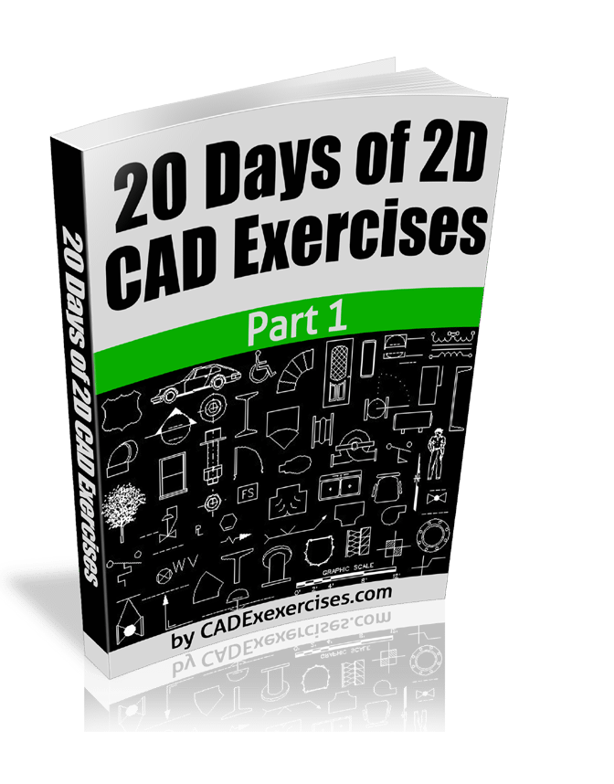 20 days of cad exercises
