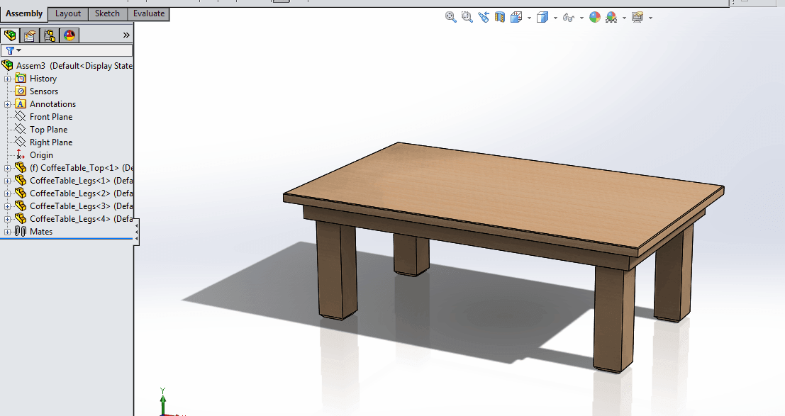 SolidWorks Drawing Tutorial and Exercises for Beginners - 12CAD.com
