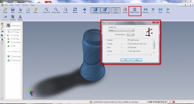 use e drawings to open solidworks and autocad files 2